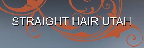 StraightHairUtah.com logo