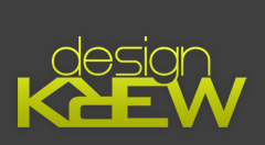 designKREW.com logo