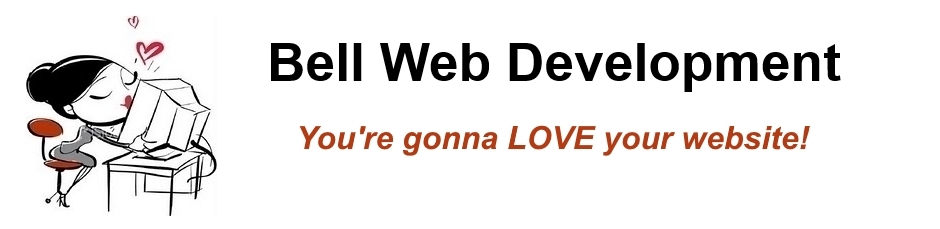 Bell Web Development Logo