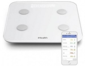 iHealth HS6 scale with phone app