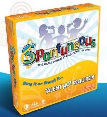 spontuneous box