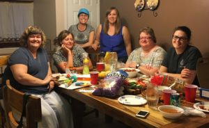 Full Circle Tryazon Party