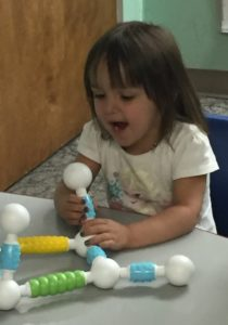 Grippies STEM toy party